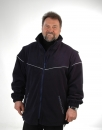Fleece-Windsafe dunkelblau Art. 9440